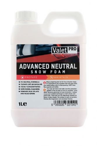 Valet Pro Advanced Neutral Snow Foam 1L